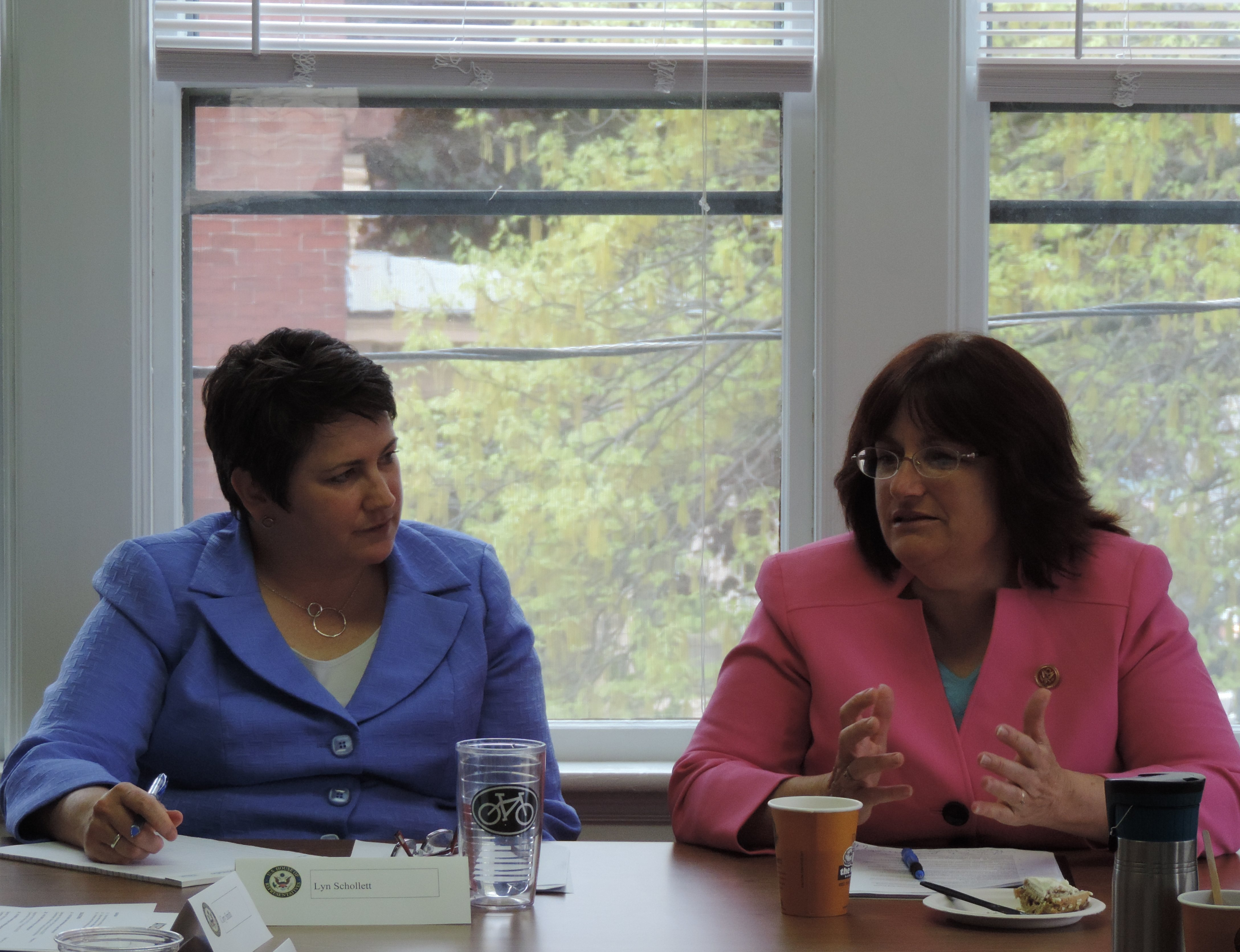 Congresswoman Kuster discusses efforts to curb human trafficking around the globe
