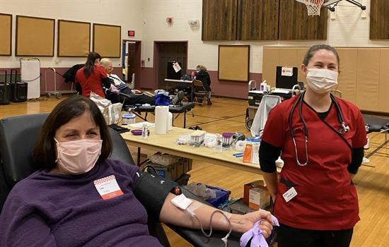 Blood Donation Photo