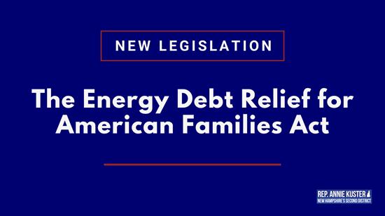 Energy Debt Relief graphic