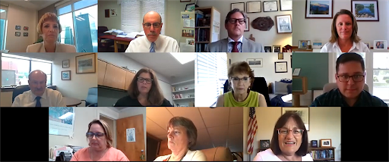 conversation with health leaders September 4 newsletter