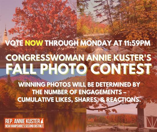Fall Photo Contest Vote Graphic